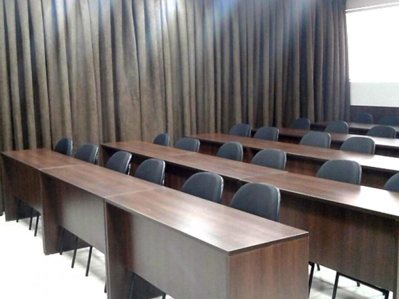 Auditório para 120 pessoas