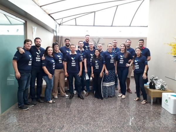 Encerramento da turma MBA em Gestão Empresarial - Ji-Paraná