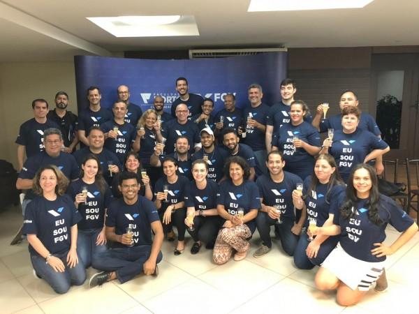 Encerramento da 13ª turma do MBA em Gerenciamento de Projetos