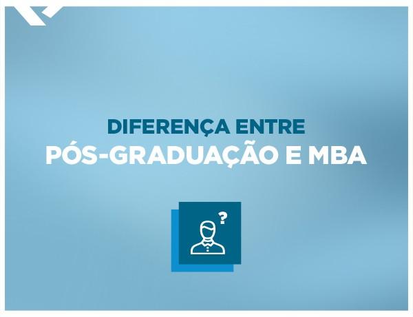 Esse texto irá tirar suas dúvidas sobre a diferença entre pós-graduação e MBA